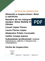 Inspeccion Atun