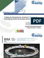 Modelos de Información de Estructuras - BIM