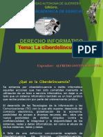 169686028 Diapositiva de Ciberdelincuencia