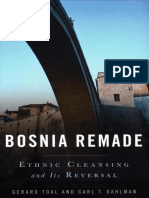 Bosnia Remade_ Ethnic Cleansing and its Re - Gerard Toal;Carl T. Dahlman.epub