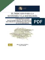 El Mercado Para La Economía y La Sociología