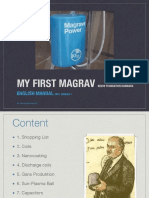 My First Magrav - English Manual - Version 1