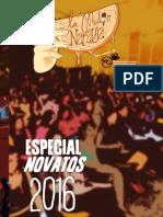 Medio Naranja Edición Novatos 2016