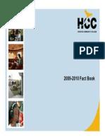 HCC 2009-2010 Fact Book