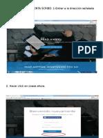 12 Pasos Para Crear Cuenta y Usar Documento Scribd