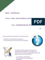 Documentacion de Proyecto