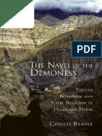 Navel of the Demoness. Tibetan Buddhism