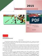 Planificacion Trayecto Hockey Cesped