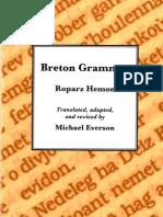 Breton Grammar