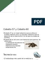 Cobalto y Tecneco