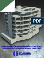especialización INESA Adiestramiento