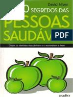 Os 100 Segredos Das Pessoas Sau - David Niven.pdf