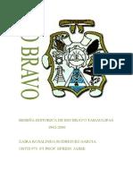 RESEÑA HISTORICA DE RIO BRAVO (Autoguardado)