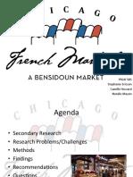 french market presentation