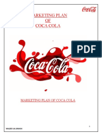 coca cola marketing report (WALEED)