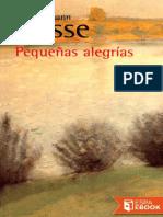 Pequenas Alegrias - Hermann Hesse