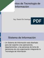 Fundamentos de Tecnologia de Informacion