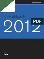 Estadistica criminal Suecia