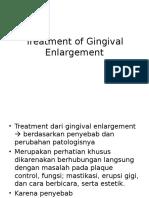 rencana perawatan gingival enlargement
