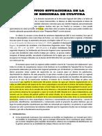 Diagnóstico Situacional de La DRC Callao