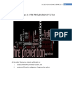 Fire Prevention System