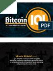 GM Bitcoin 101