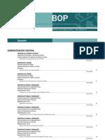 Boletin Bop Del 20-04-2010