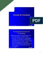 Camada Transpot