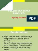 Sesi 6 - Biaya Produksi