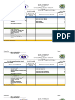 Inventory of LMs Tool