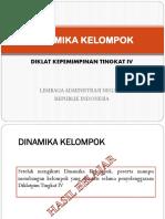 Dinamika Kelompok Pim