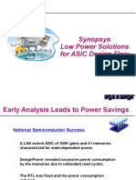 Synopsys Power