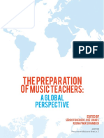 The Preparation of Music Teachers
