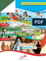 Catalogo Escolar 2015 San Pablo Peru