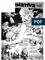 Alternativa, cómic de Víctor Mora y Luis Bermejo