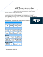 Overview on WCF Service Architecture.docx