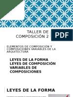 Taller de Composición 2