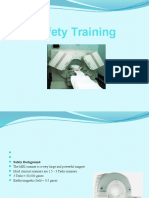 MRI Safety Training
