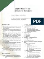 Capitulo 2 Conceptos Basicos de Crecimiento y Desarrollo