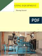 Generating Equipment
