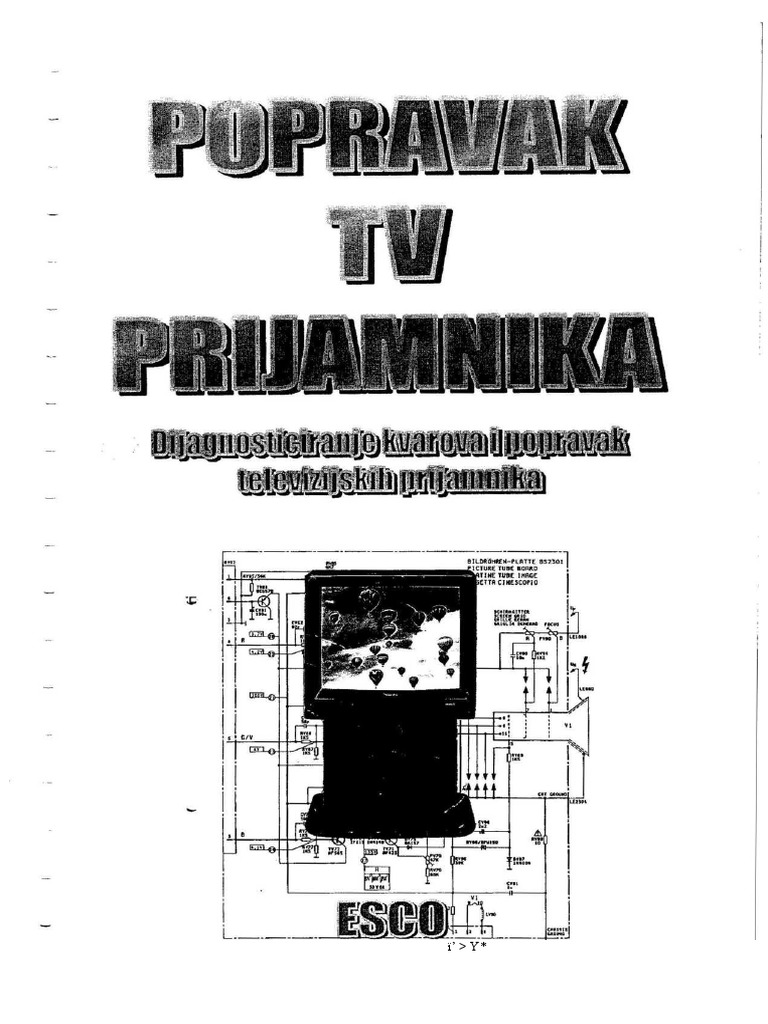 Popravka Tv Prijemnika Additional Privileges View Printed Circuit Boards Tiskane Ploice