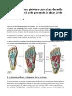 5 Exercitii Pentru Picioare