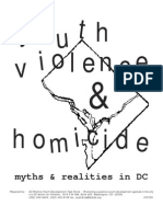 Youth Violence Myths and Realities