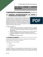 Mejora de Las Capacidades Físicas y Primeros Auxilios Para Personas Dependientes en Domicilio.