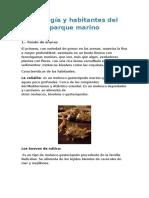 Cabo de Gata - Trabajo 01