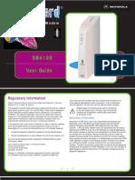 SB4100 User Manual E
