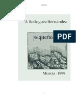 Rodriguez Hernandez, A. - Pequeñeces