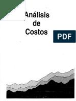 11. Analisis de Costos