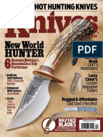 7. Knives Illustrated - December 2015