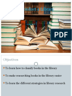 How to Conduct a Library Research